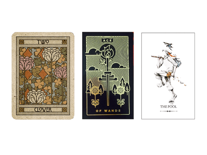 siolo thompson chelsea lenormand golden thread tarot linestrider tarot ruby warrington the numinous tarot type haley houseman haley ed houseman