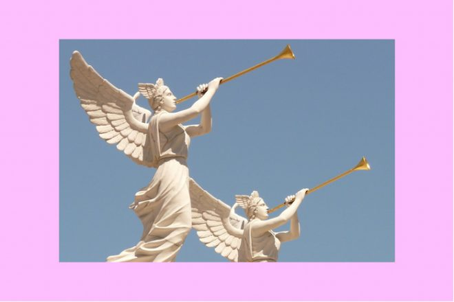 Numinous weekly horoscopes Strong Eye Astrology The Numinous angels trumpets
