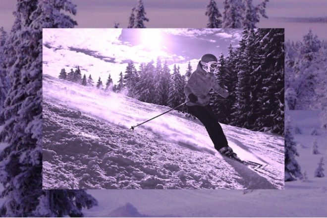 skiing down a slope weekly horoscopes The Numinous