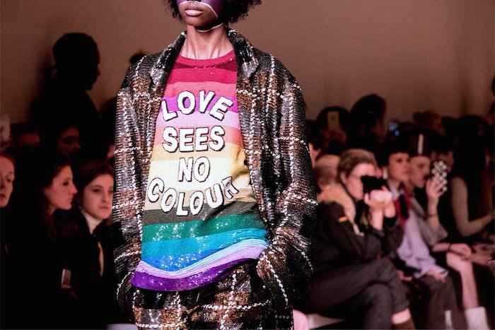 Ashish love sees no colour anna trevelyan stylist interview The Numinous
