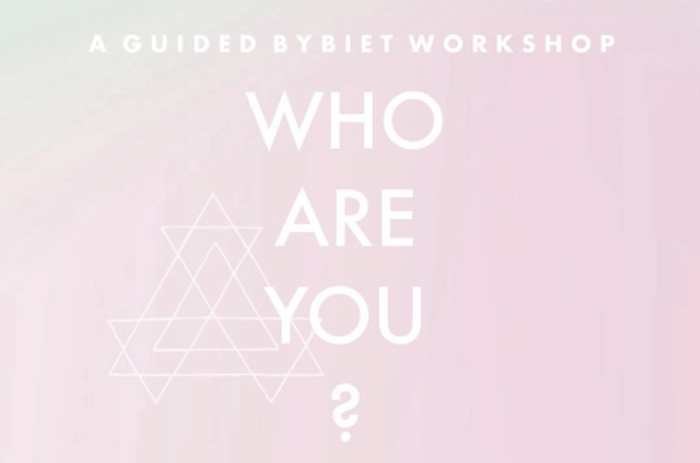 Who Are You Biet Simkin workshop The Numinous