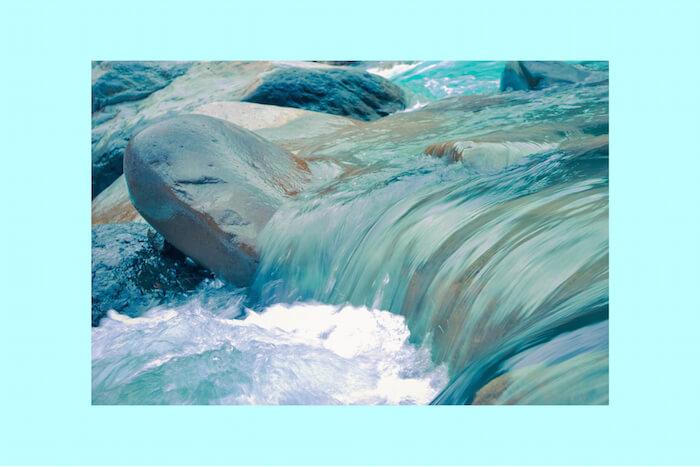 Numinous Weekly Horoscopes Sandra Sitron Strong Eye Astrology Rushing water