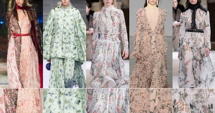 aw17 florals Libra Season 2017 bess Matassa The Numinous