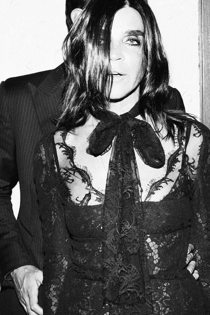 Carine Roitfeld Virgo Sexier than Scorpio Stephanie Theobald The Numinous
