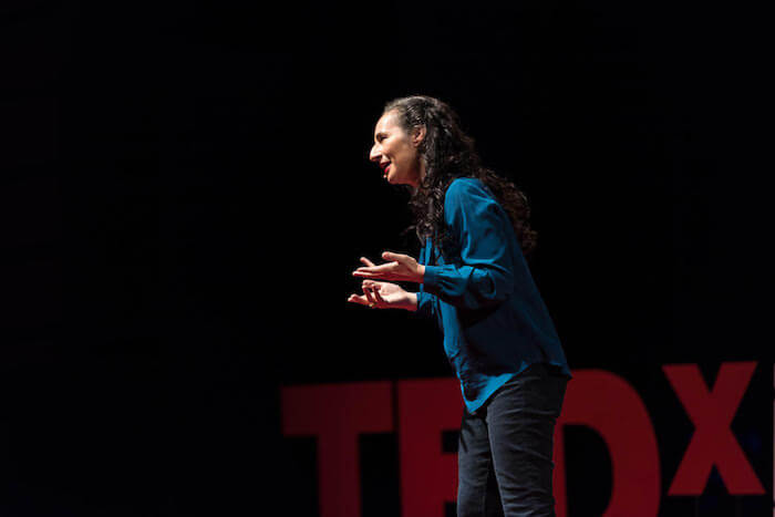 Food is medicine ysanne spevack TEDx talk The Numinous
