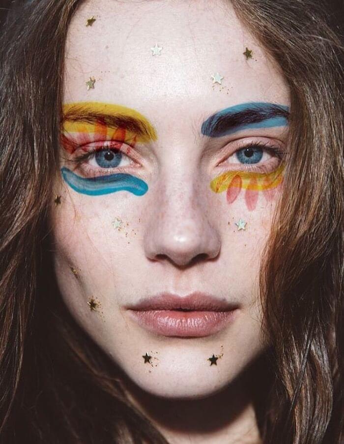 beauty vision board eunice lucero ruby warrington the numinous material girl mystical world