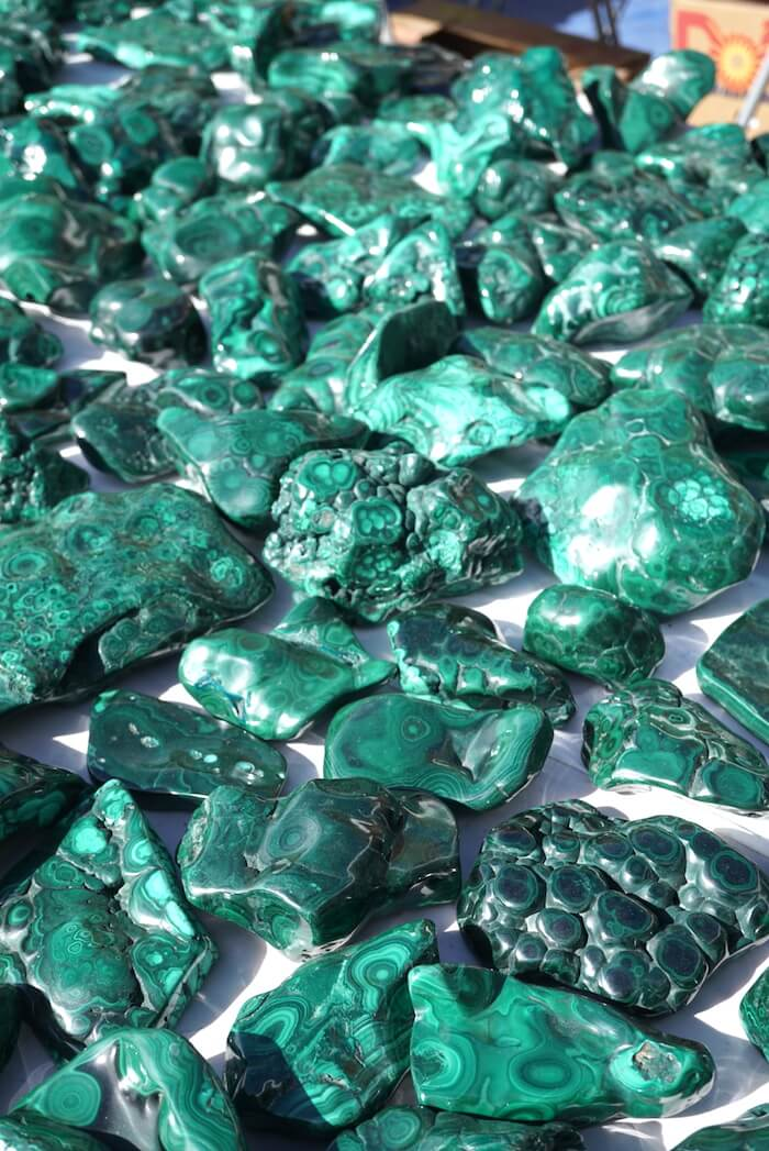 energy muse ruby warrington the numinous material girl mystical world tucson gem show malachite