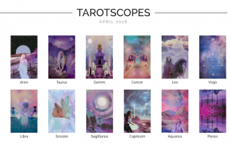 Numinous Tarotscopes April 2018