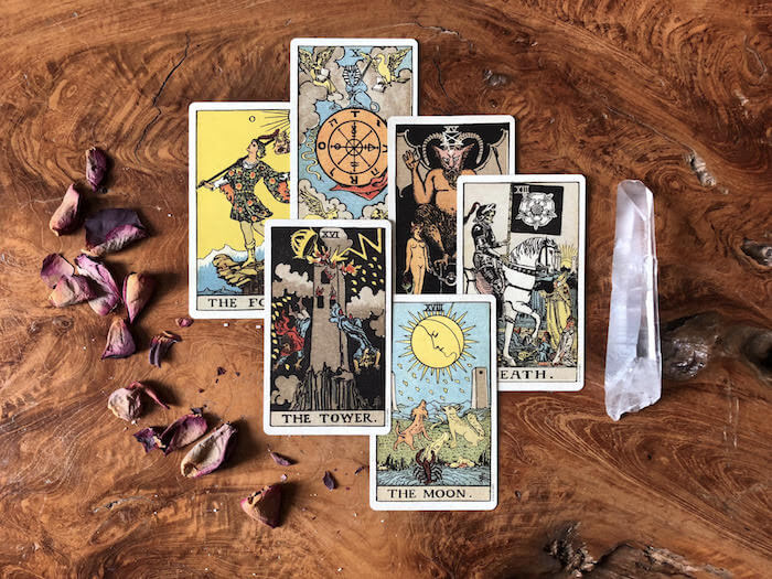 from fear to medicine lindsay mack ruby warrington the numinous material girl mystical world tarot