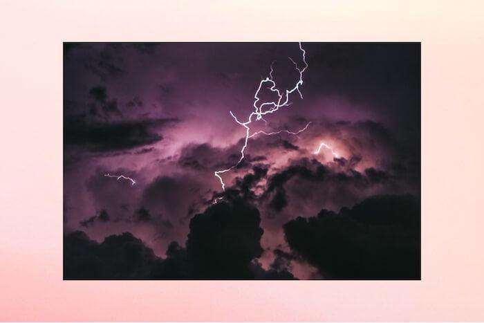 Lightning strike Numinous weekly horoscopes Sandy Sitron April 30 2018