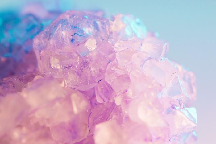 Taurus Season 2018 The Numinous Bess Matassa blue pink crystal