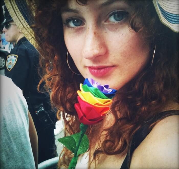 Alexandra Roxo The Numinous Spiritual Pride LGBTQIA